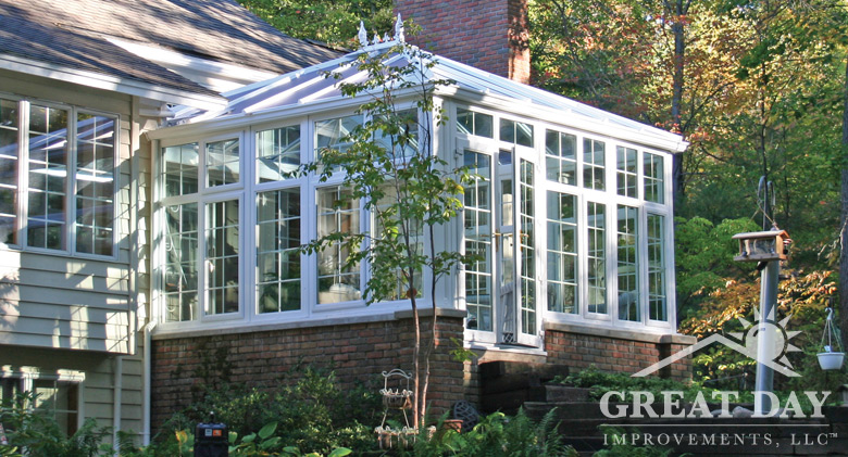 Conservatory ideas designs pictures great day for House plans with conservatory