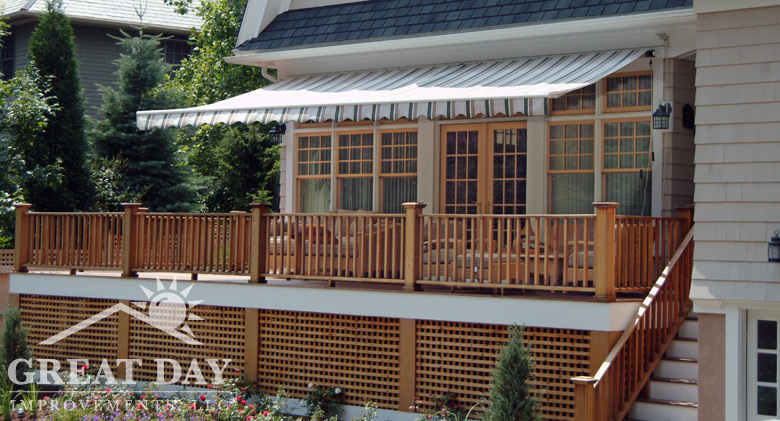 Deck Picture -