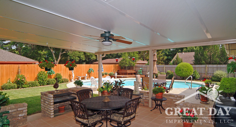 Patio Cover Picture - - Patio Cover Designs, Ideas & Pictures Great Day Improvements