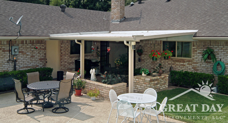 Patio Cover Picture -