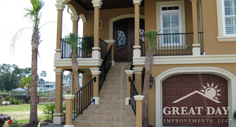 Railing Ideas Amp Designs For Decks Amp Porches Great Day