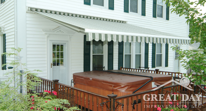 Retractable Awning Picture -