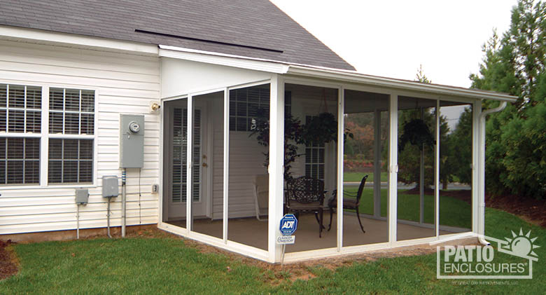 Screened in porch screen room ideas pictures great for Building a screen room