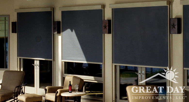 Solar Window Shades Picture -
