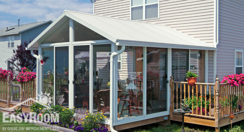 Exceptional DIY Sunroom Kits Picture