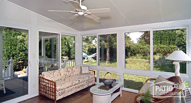 Sunroom Ideas, Designs, Decorations & Pictures | Great Day Improvements