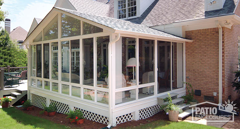 Exterior Trends For Your Enclosed Porch Or Patio