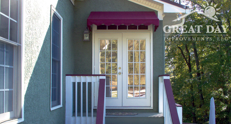 Window & Door Awning Picture -