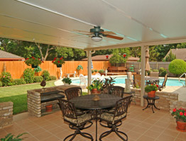 Landscape Design Group Patio Covers Source · Patio Cover Designs Ideas U0026  Pictures Great Day Improvements