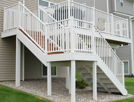 Railing Ideas & Designs Picture