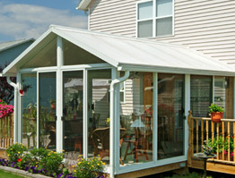 DIY Sunroom Kit Picture