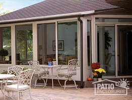 Add a Patio or Sunroom