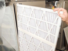 Change your furnace filter regularly