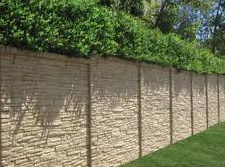 Privacy Ideas For Backyards backyard privacy ideas 11 ways to add yours bob vila Concrete Privacy Wall With Plants