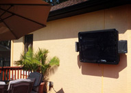 outdoor tv ideas