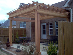 Pergola By Great Day Improvements