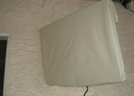 soft outdoor tv cover
