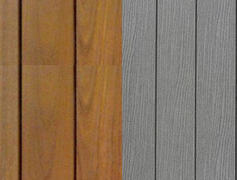 Wood Vs Composite Decking Picture