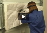 How to Insulate a Garage Door Video