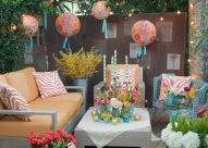 outdoor party planning