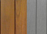 Wood vs. Composite Decks Photo